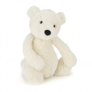 Bashful Polar Bear