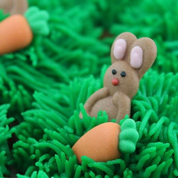 Easter Friends - close up