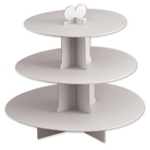 Disposable Cake Stand