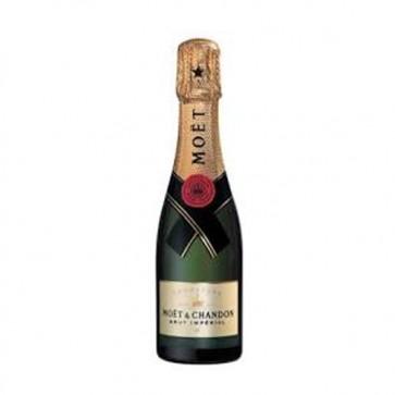 Mini Bottle of Champagne
