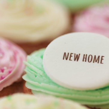 New Home - Signature - close up