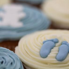 Baby Blue - close up