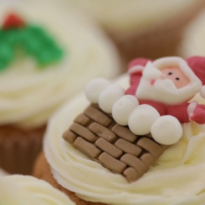 Christmas Cupcakes Collection The Little Cupcake Company
