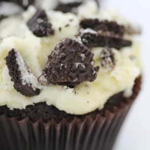 Cookies and Cream - close up