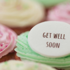 Get Well Soon - Signature - close up