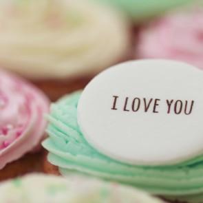 I Love You - Signature - close up