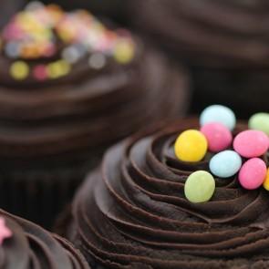 Signature Chocolate - close up
