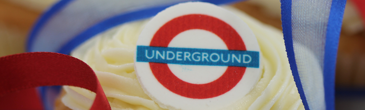 Cupcakes delivered across London and UK